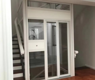 别墅家用高端观光式电梯