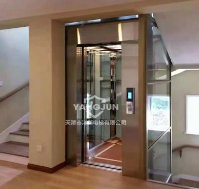 别墅观光高端电梯定做