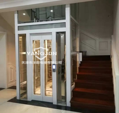 别墅高端观光式电梯